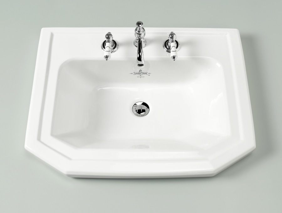 Inset Vanity Basin 700mm The Bath Businessthe Bath Business