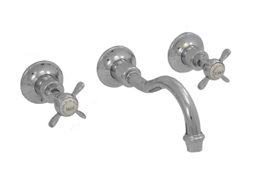 Wall Mounted Basin Taps The Bath Businessthe Bath Business