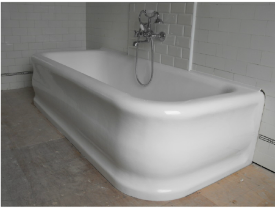 pin skirted jacuzzi s hand acrylic white canada with bathtub drain left rectangular common lowe primo