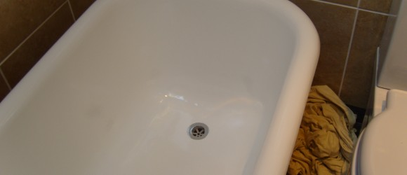 tub after resurefacing