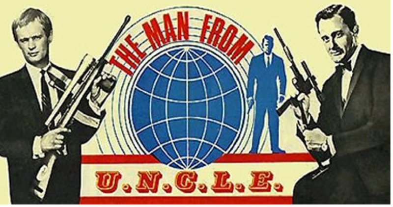 A picture of The Man From U.N.C.L.E